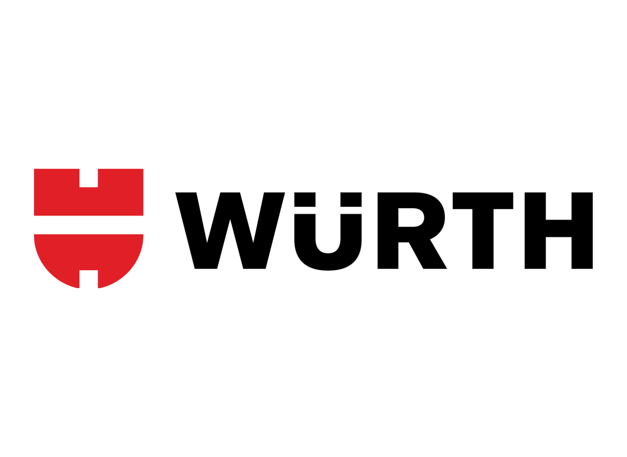 Wuerth LOGO web and print